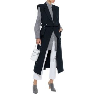 3.1 Phillip Lim double-breasted trench vest